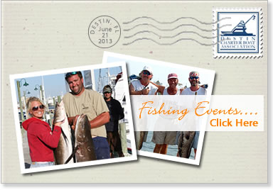 Destin Florida Fishing Events